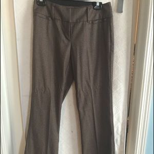 New never worn- NY and Co brown/tan pants